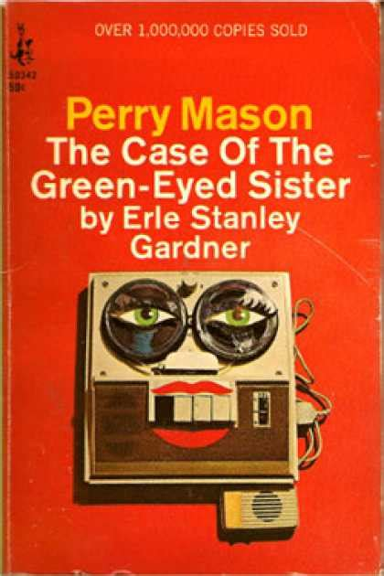 Erle Stanley Gardner The Of The One Eyed Witness pocket book covers 650 699