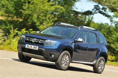 Smart House Design by Dacia Duster Review 2017 Autocar