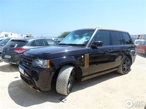 land rover kahn price land rover range rover supercharged autobiography project