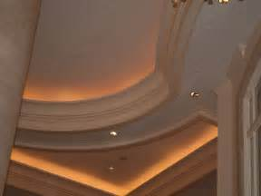Ceiling Light Crown Molding Grg Molding Columns And Ceiling Light Coves St Regis Hotel Project