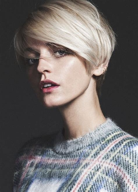 bobs with shorter sides womens haircuts 35 vogue hairstyles for short hair popular haircuts