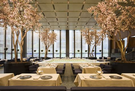 Four Seasons Grill Room by Top 10 Most Beautiful Restaurants In The World Luxuo