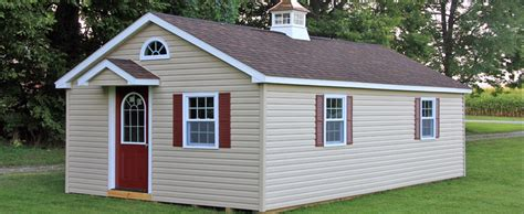 A Garden Shed by Amish Sheds Lancaster York Harrisburg Pa Maryland