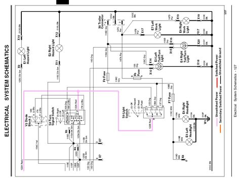 wiring diagram for 4410 deere tractor wiring diagram