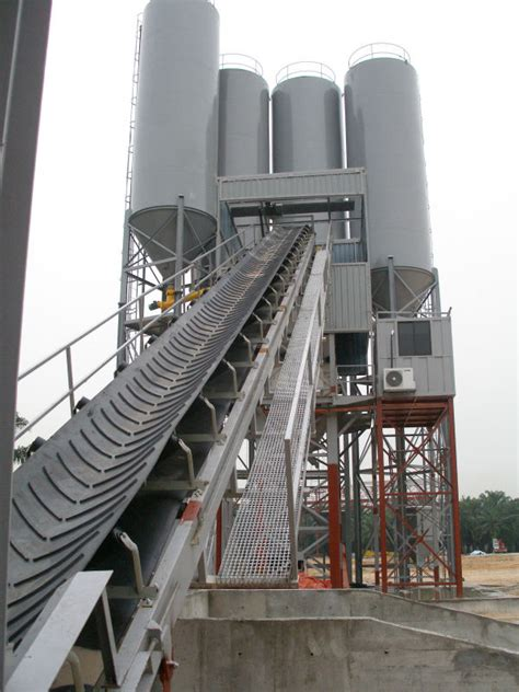 swing setter batching plant planetary mixer concrete batching plant 60m3 h made in