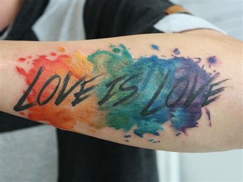 29 tattoos to show your pride pride com