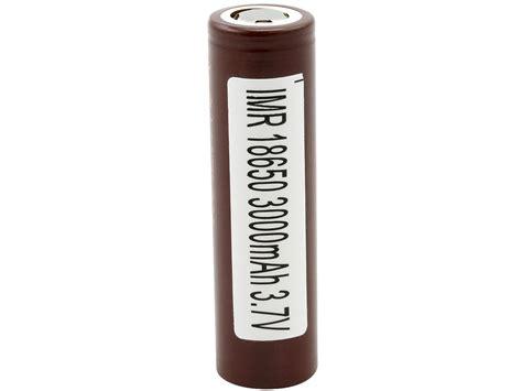 Baterai Battery Type 18650 Lg Hg2 3000mah 3 7v 11 1wh lg hg2 inr 18650 brown high capacity high discharge
