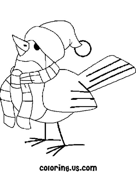 coloring pages of winter birds winter bird feeder coloring pages
