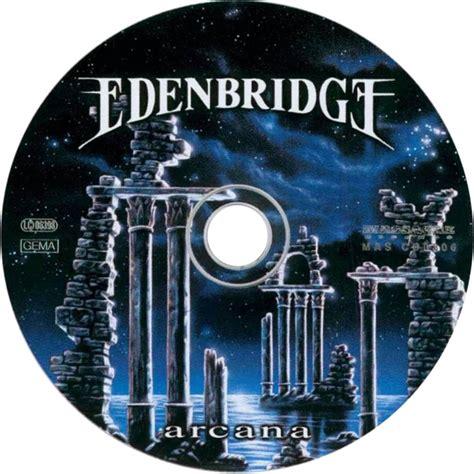 Cd Edenbridge car 225 tula cd de edenbridge arcana portada