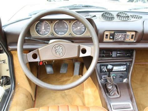 peugeot 504 interior peugeot 504 coupe interior pictures to pin on pinterest