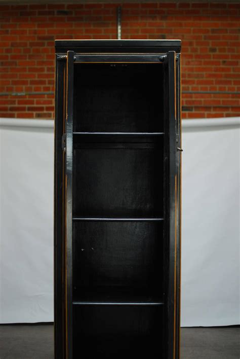 Black Cabinets For Sale Black Lacquer Cabinet For Sale At 1stdibs