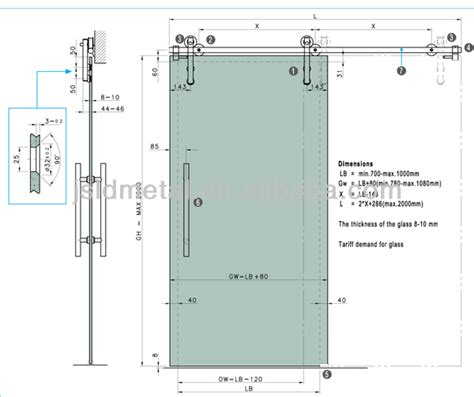 sliding glass door system modern intterior stainless steel glass sliding door