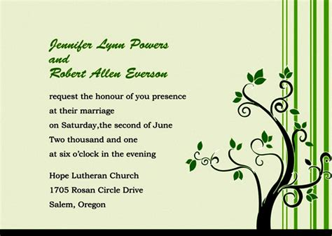 contoh kata sederhana undangan pernikahan dalam bahasa inggris situs pernikahan