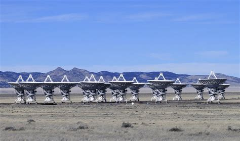 New Mexico Search Antennas In New Mexico Search For Cosmic Discoveries Am 1190 Wafs Atlanta Ga