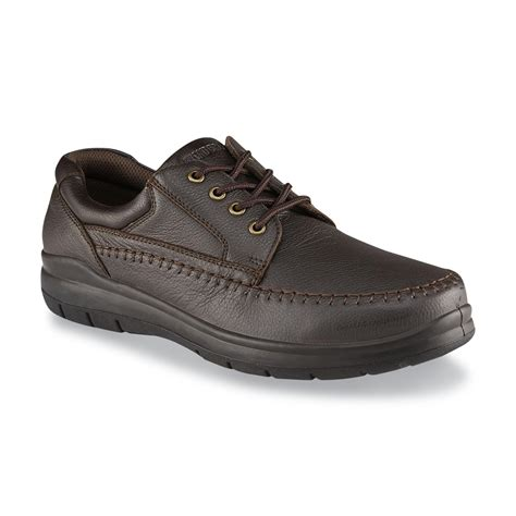 wide oxford shoes wonderlite s lou leather wide oxford brown shop