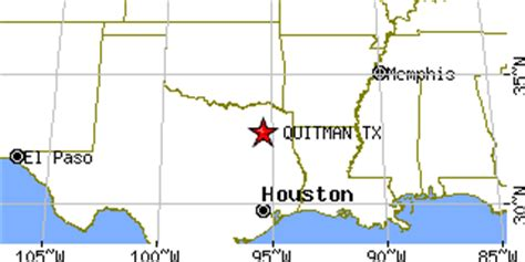 quitman texas map quitman texas tx population data races housing economy