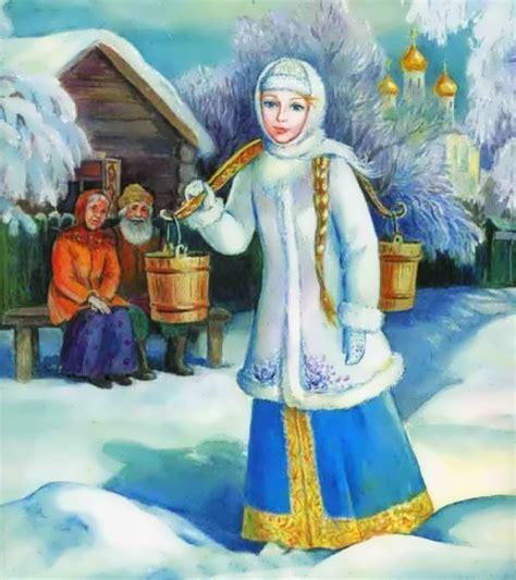 new year folk tales all russia russian culture