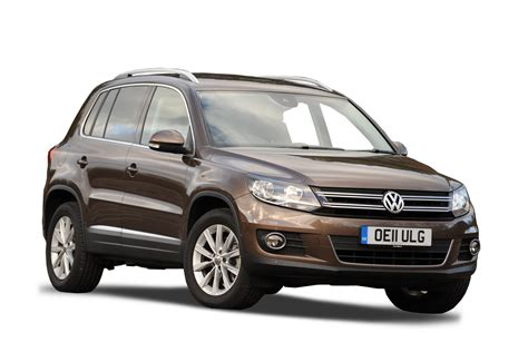 Volkswagen Tiguan Suv Review Carbuyer