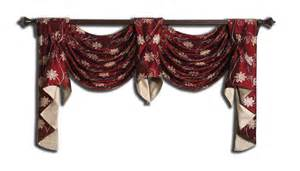 Formal Valances Curtains Decorating Ideas And Solutions
