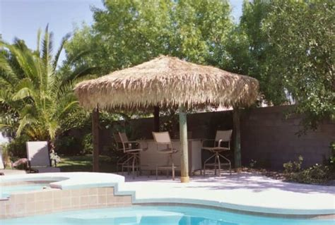 build  tiki hut  summertime vibe wearefound home design
