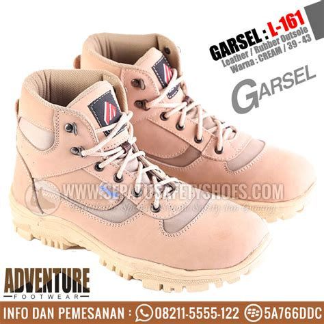 Sepatu Sneakers Garsel L 103 sepatu gunung garsel l 156 www sepatusafetyshoes