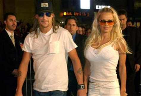 Pam Divorces Kid Rock After Borat Out by Borat Fires High Profile Split Breaking National
