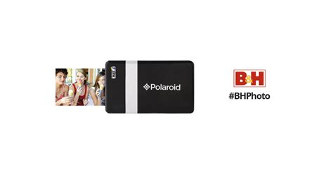 pogo instant mobile printer polaroid cza 10011 pogo instant mobile printer 673353 b h