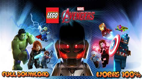 tutorial lego avengers lego marvel avengers download tutorial windows 7 8 10