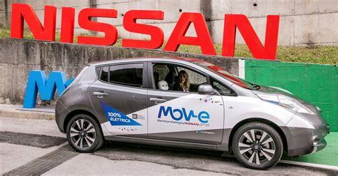 Sede Nissan Italia by Enel Nissan Y El Iit Llevan El V2g A Italia