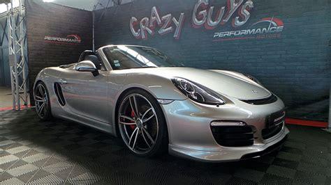 Porsche Boxster S Performance by Porsche Boxster S Techart Performance Motors