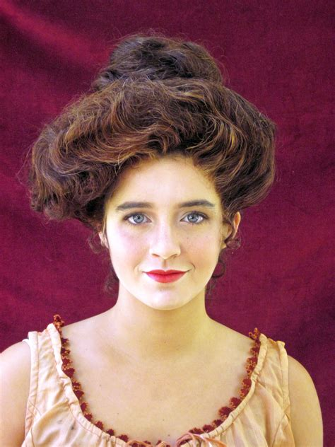 diy edwardian hairstyles maur gibson girl the ladies of 2 318
