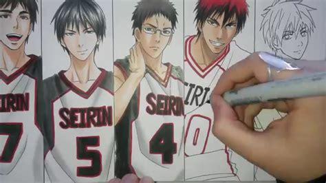 Kumpulan Brosur Kuroku Basket speed drawing kuroko kuroko no basket versi on the spot
