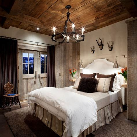 Modern Rustic Decor Ideas Modern Rustic Bedroom Decorating Ideas And Photos