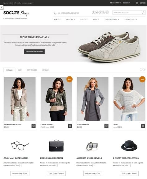 store themes wordpress free 15 best free ecommerce wordpress themes 2017