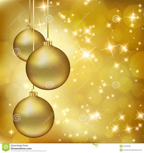 golden christmas balls  abstract gold background royalty  stock images image