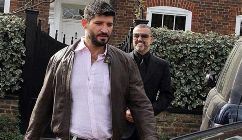 george michael s lover fadi fawaz cleared over singer s george michael s lover fadi fawaz questioned over the star