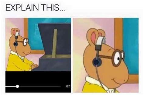 Arthur Memes by Feeling Meme Ish Arthur Tv Galleries Arthur Paste