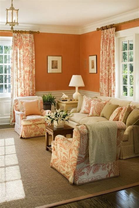 orange wohnzimmer pretty living room colors for inspiration hative