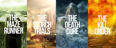 The Maze Runner Series ht library