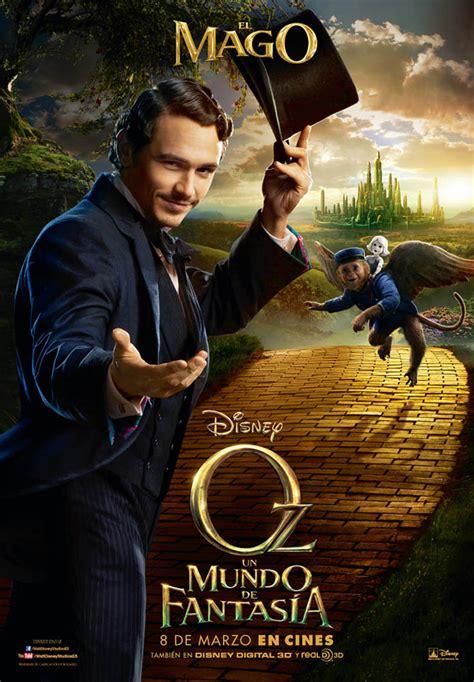 Film Fantasy Oscar | fotos y descripciones de los personajes de oz un mundo de