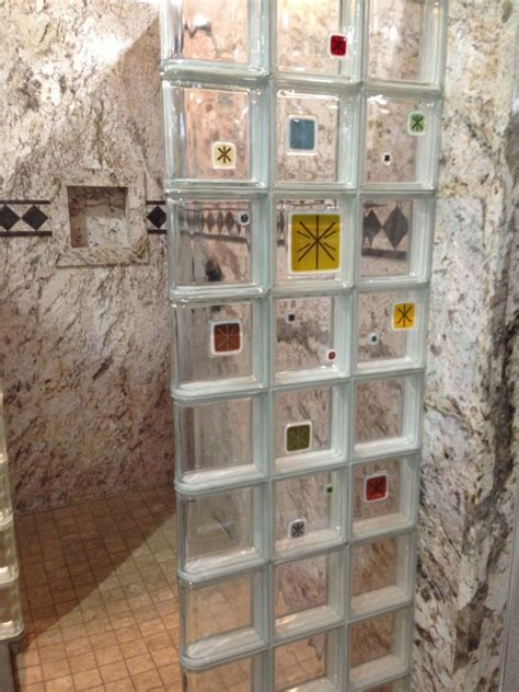 glass blocks bathroom walls custom shower base innovate building solutions blog