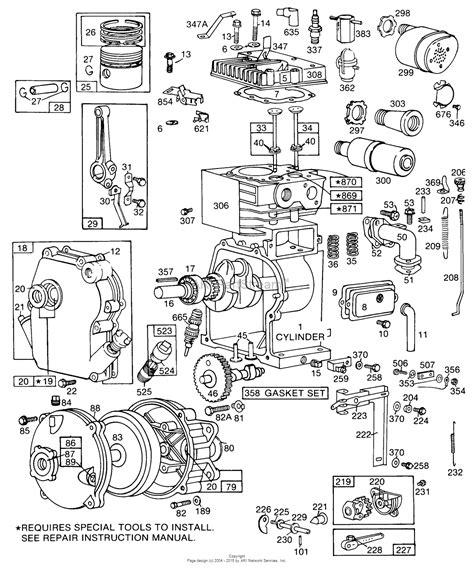 20 hp briggs and stratton engine diagram best 20 hp briggs and stratton engine diagram photos