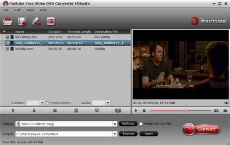 format dvd mpeg 2 how to use free tivo to mpeg converter to convert tivo to