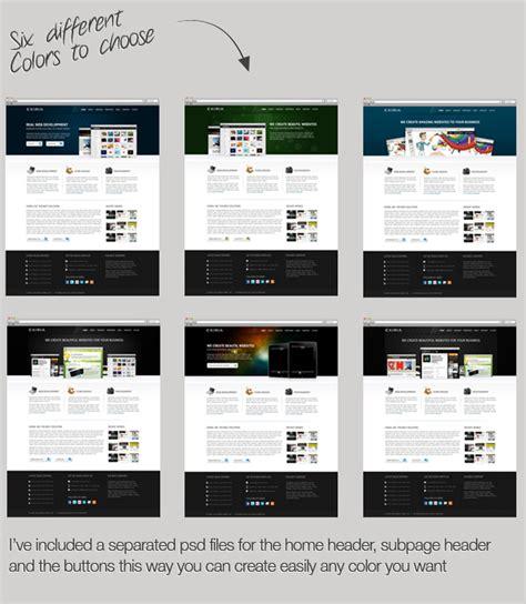 themeforest business theme download themeforest exiria portfolio business