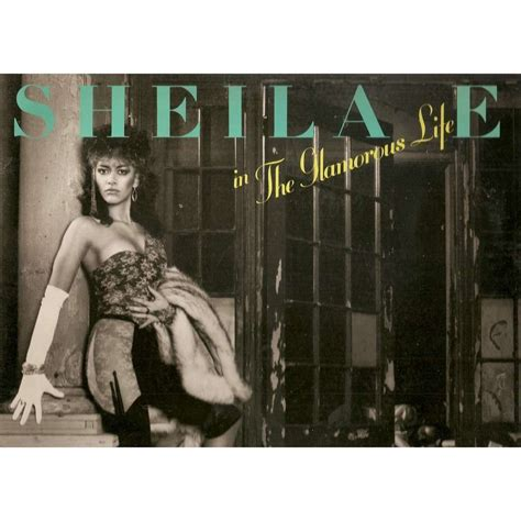 glamourous life in the glamorous life by sheila e lp with galgano ref