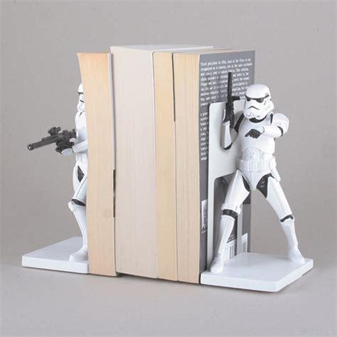 Starrs Storm Trooper Bookends Iwoot