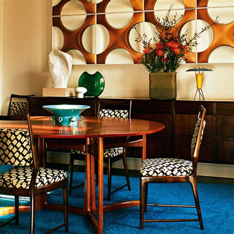 retro dining room retro dining room design ideas interiorholic