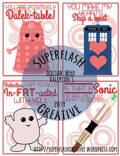Geeky Valentines Day Card Template by 1000 Images About Doctor Who Crafts On Doctor