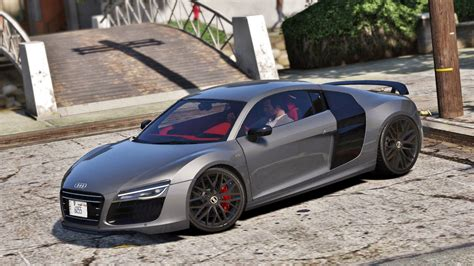 Name Audi by Gta 5 Audi R8 Name