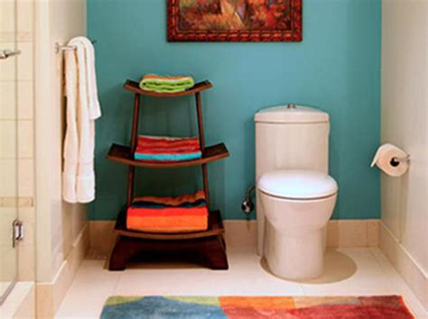 blue and orange bathroom decor how to use orange and blue color schemes for modern